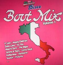 VARIOUS - ZYX Italo Disco Boot Mix Vol 1 - Vinyl (LP)