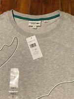 NWT ~ LACOSTE SPORT Mens Big Crocodile Logo T-Shirt - Size 7 (XXL)