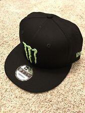Monster Energy New Era Snapback Hat