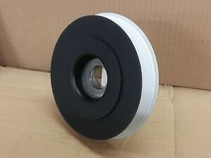 CRANK SHAFT TVD VIBRATION DAMPER PULLEY FOR PEUGEOT 207 307 308 1.4 & 1.6 HDi