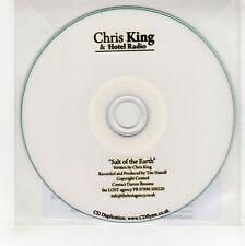 (GG397) Chris King & Hotel Radio, Salt of the Earth - 2014 DJ CD