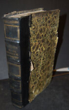 Essai sur l'Histoire naturelle de la Normandie C G Chesnon 1834 avec 6 planches