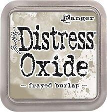 Ranger Frayed Burlap Tim Holtz Oxide Distress Ink Pad TDO55990