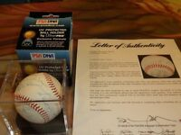 10 Autographs Graded PSA/DNA Baseball MLB & NFL Hall of Famers and Alumni