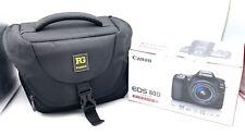 Canon Digital SLR Camera EOS 80D + EF-S 18-55mm f/3.5-5.6 IS STM Kit
