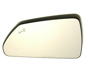 2011-2014 Cadillac CTS COUPE BLIND SPOT DRIVER Side View Mirror Glass Door OEM