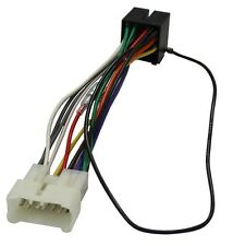 Adaptateur fiche ISO câble convertisseur pour Suzuki Samurai II Swift Wagon R+