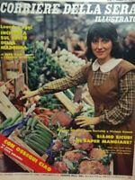 CORRIERE DELLA SERA ILLUSTRATO N.14 1978