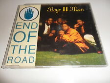 Cd   Boyz II Men  – End Of The Road
