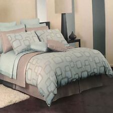 Private Collection Blue Note Taupe Duvet | Doona Quilt Cover Set | Queen