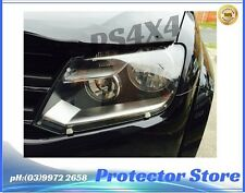 Volkswagen Amarok Head Light Protectors Head Lamp Covers