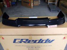 GREDDY FRONT LIP SPOILER FOR 98-01 SUBARU IMPREZA 2.5 RS
