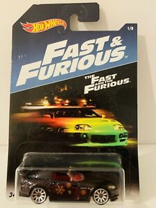 Hot Wheels The Fast and the Furious Honda S2000 Car Figure *1/8*