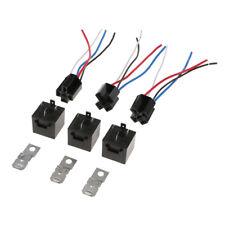contacts pins auto voiture camion Voiture relais socle avec 3 support de sauvegarde