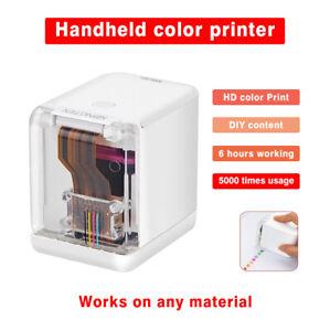 MBrush Handheld Inkjet Printer Printing For Code Date Number Label Words