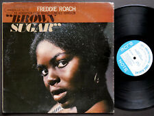 FREDDIE ROACH Brown Sugar LP BLUE NOTE BLP 4168 US '64 NY EAR MONO Joe Henderson