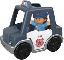Fisher Little People Vehicle and Figure Police Car Gkp63