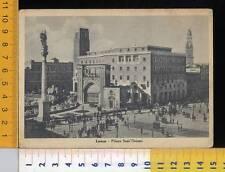 43486]  LECCE - PIAZZA SANT'ORONZO _ 1951