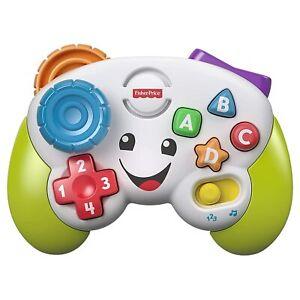 Fisher-Price FWG14 Lernspaß Spiel Controller Lernspielzeug Baby Ab 6 Monaten