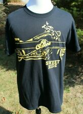 Al Capone Cigars Cigarillos Motorcycle Tobacco Sweet Ride T Shirt - Size Large