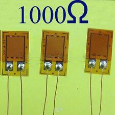 5pcs x 1000Ω BF-1KΩ Precision Pressure Resistance Strain Gauge 1000 ohm