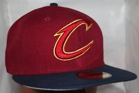 Cleveland Cavaliers New Era NBA Cardinal 2-Tone 59FIFTY,Hat,Cap    $ 34.99   NEW