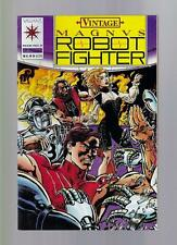 Vintage Magnus Robot Fighter #3 - 1992 - Valiant