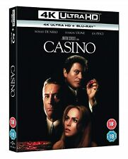Casino (4K Ultra HD + Blu-ray) [UHD]