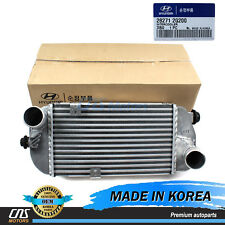 Genuine Intercooler for 2011-2014 Hyundai Sonata 2.0L Turbo Oem 282712G200�����