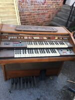 Farfisa Electric Organ