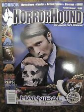 Horror Hound 2014 Fall Annual  Hannibal & John Carpenter's Halloween