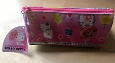 BNWT New Hello Kitty Designers Guild Triangular Pencil Case - HKDG0601