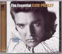 The Essential - Elvis Presley  2 CD Set Sealed ! New !