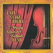 The String Quartet Tribute To Rush, Various Artists, Good