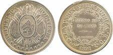 Bolivie, 50 centavos (=1/2 boliviano), 1891, argent, SUP+ - 88