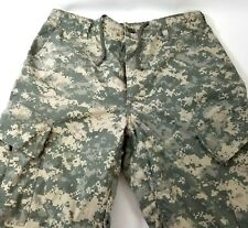 US Military Pants Camoflage Utility Trousers Mens Digital Tiger Med-Long Button