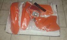 KIT PLASTICHE KTM  EXC 125 250 300 1998 1999 2000 5 PZ COLORE ORIGINALE