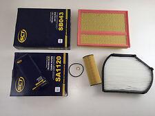 FILTRO OLIO FILTRO Polline Filtro dell'aria SCT GERMANY Classe C w202 s202 c180 c200 ecc.