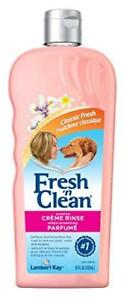 Fresh 'n Clean Scented Creme Rinse, Classic Fresh Scent, 18 oz