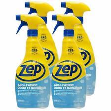 Zep Odor Eliminator Spray Fabric Refresher Smoke Car Carpet Freshener Deodorizer