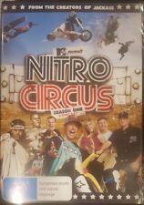 MTV PRESENTS NITRO CIRCUS SEASON ONE 2-DISC SET RARE DVD SERIES 1 COMEDY SHOW