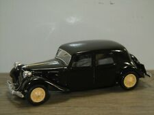 Citroen Traction - Solido France 1:43 *40814