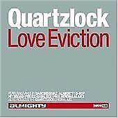 Quartzlock : Love Eviction CD