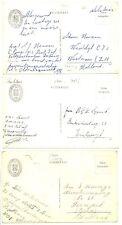 NEDERLAND-S.M.N. 1947 =JOHAN VAN OLDENBARNEVELT =3 x PCC SHIP  MILITAIR F/VF @2