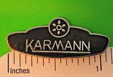 VW Volkswagen KARMANN GHIA - hat pin , lapel pin , tie tac GIFT BOXED