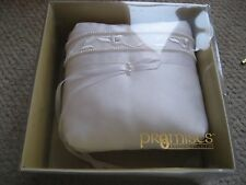 Promises Wedding Ring Pillow White Style: Catherine FREE SHIPPING!