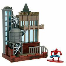Marvel NanoScene Mini Spider-Man Die Cast Metal Excellent Quality Figure