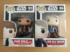 Funko POP! Star Wars Han Solo Set NEU/ungeöffnet!