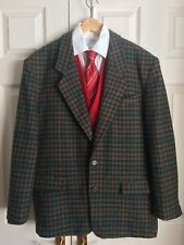 Vintage Style Mens Tweed Jacket Mexx L