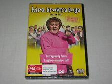 Mrs. Brown's Boys - Season 1 - Brand New & Sealed - PAL - DVD